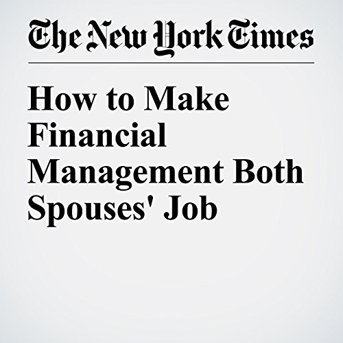 How to Make Financial Management Both Spouses' Job audiobook cover art