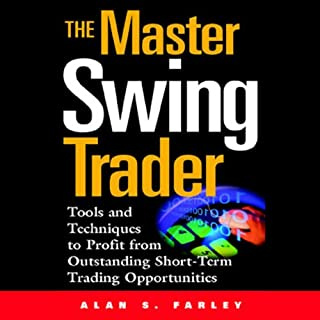 The Master Swing Trader audiobook cover art
