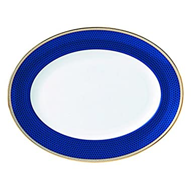 Wedgwood Hibiscus Oval Platter
