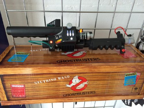 Ghostbusters Neutrino Wand Almost The Real Thing