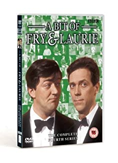 A Bit Of Fry & Laurie - The Complete Fourth Series