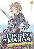 L'histoire en manga : De l'empire mongol à la Guerre de Cent ans (tome 5)