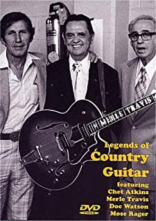 country guitar legends