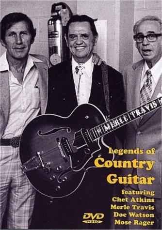 Legends of Country Guitar DVD. Für Gitarre