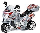Mondial Toys Mini Moto ELETTRICA 6V per Bambini con LUCI E Suoni Corsa...