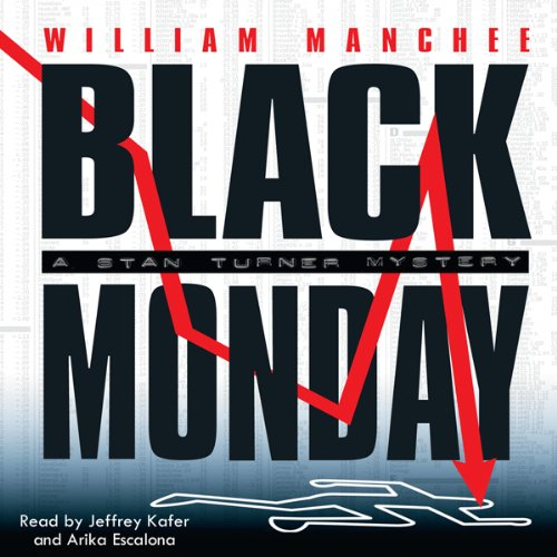Black Monday audiobook cover art