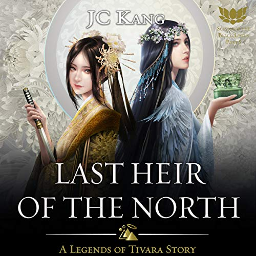 Last Heir of the North audiobook cover art