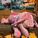 hhjxptst Weiches Spielzeug - 55cm Lilo Und Stitch Cuddleez Big Lying Sleeping Angel Kuscheltiere Weiches Kissen