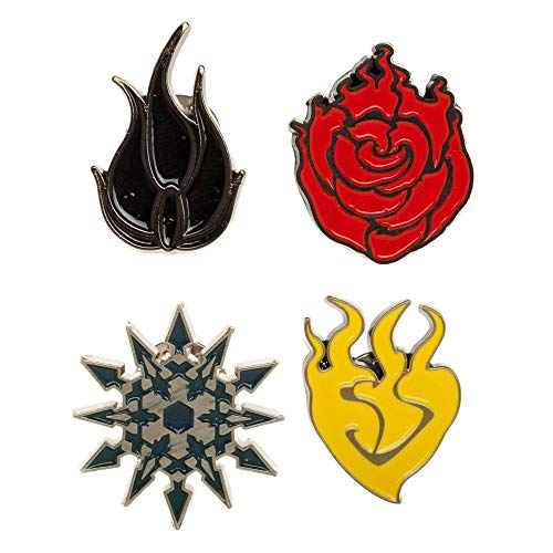 RWBY Anime Lapel Pins RWBY Accessories - RWBY Gift Anime Accessories