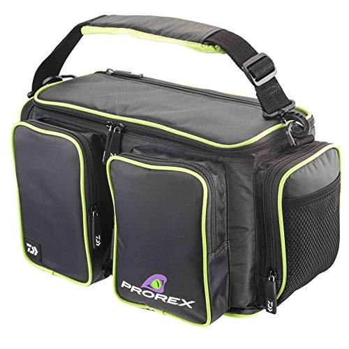 Daiwa Angeltasche - Prorex Tackle Box Bag L mit 4 Boxen