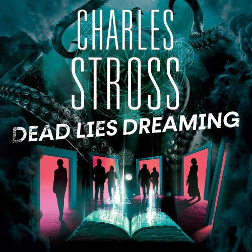 Dead Lies Dreaming cover art