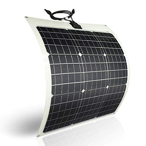 TP-SOLAR Panneau flexible transportable 50W à petit prix