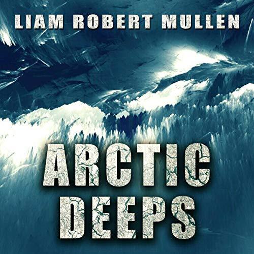 Arctic Deeps audiobook cover art