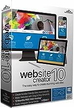 Website Creator 10 - Easy way to create stunning web sites