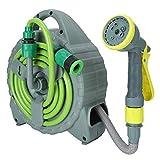 Oumefar PVC-Material Schlauch Sprinkler...