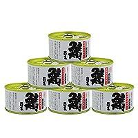 田村長 「鯖の缶詰6缶入 鯖缶(醤油)」