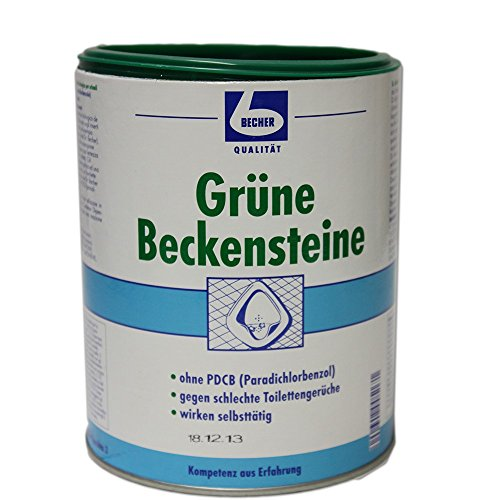 Becher 858781 Beckenst.Gruen F.Urinal 35st.