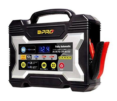 バッテリー 充電 器 自動車