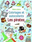 Les pirates - Coloriages et autocollants