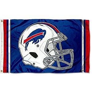 WinCraft Buffalo Bills New Helmet Grommet Pole Flag
