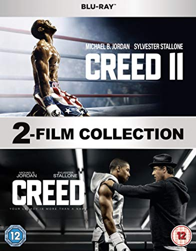Blu-ray2 - Creed 1-2 (2 BLU-RAY)