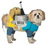 Rasta Imposta Dogs Carrying Beer Keg Dog Costume - L/XL