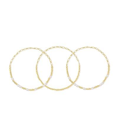 Kendra Scott Mollie Stretch Bracelet Set of 3