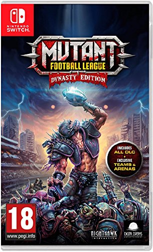 Nighthawk Interactive - Mutant Football League - Dynasty Edition /Switch (1 GAMES)