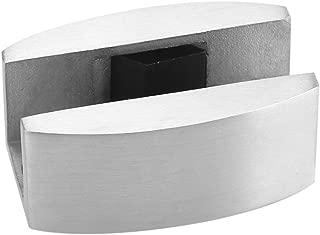 Garosa 304 Stainless Steel Floor Bottom Guide Replacement for Frameless Sliding Glass Doors