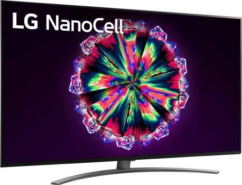 LG 65NANO867NA, 4K/UHD, LED, Smart TV, 164 cm [65 Zoll] mit a7 4K Prozessor, NanoCell-Technologie und Dolby Vision und Dolby Atmos - Schwarz