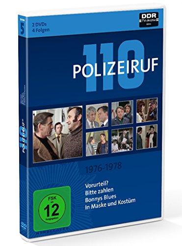 Polizeiruf 110 - Box 5: 1976-1978 (2 DVDs)