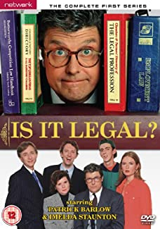Is It Legal? - The Complete First Series