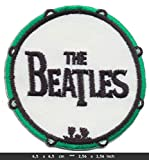 Beatles Parche termoadhesivo, diseño de Blues Rock Pop Kult v3