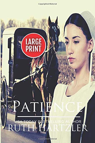 Patience LARGE PRINT (The Amish Buggy Horse, Band 4)