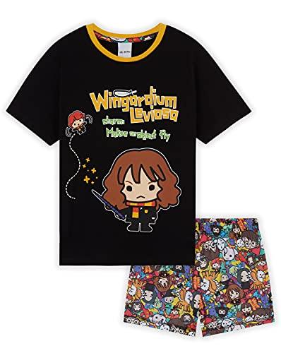 HARRY POTTER Pijamas Niña, Conjunto Pijama De Manga Corta De Hermione Granger, Pijamas Originales...