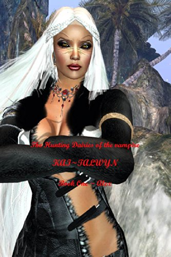 Hunting Daires Of The Vampire Kai-Talwyn: Boo