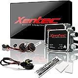 XENTEC 55W Standard Size Ballasts x 2 bundle with 2 x Xenon Bulb H11 (H8/H9) offroad 6000K (Ultra White) offroad