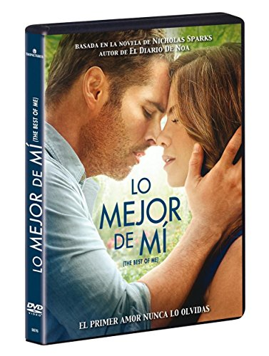 Lo Mejor De Mí [DVD]