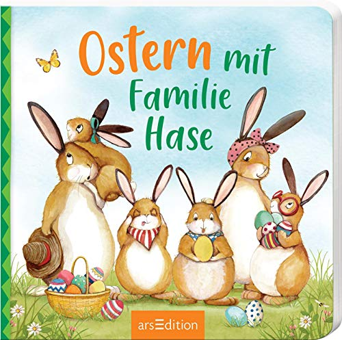 Ostern mit Familie Hase