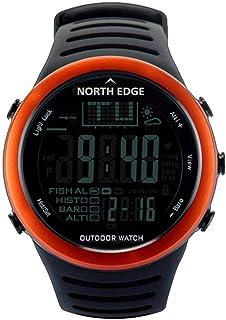 7d6438f35dda NORTH EDGE Reloj Deportivo Deportivo al Aire Libre
