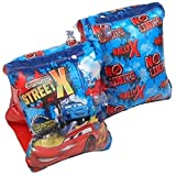 New Disney Cars Childrens Kids Inflatable Safety Swimming Arm Bands Pool Aid 3-6 Years by Disney