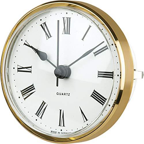 Reloj de encastrar UTS 103 VIP Cuarzo Dorado - Máquinas Relojes para Insertar