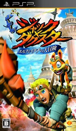 Jak and Daxter: Elf to Itachi no Daibouken[Import Japonais]