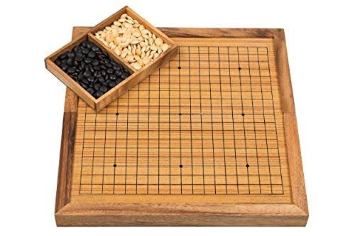Handelsturm Holzspiel Go