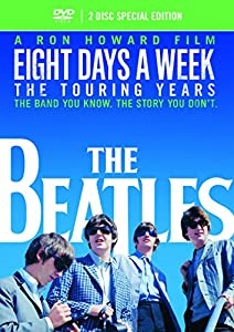 Eight Days A Week The Touring Years - DVD Used Like New