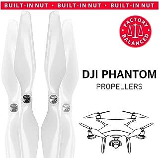 DJI Phantom MAS *螺旋桨,白色内置螺母,10.16 厘米