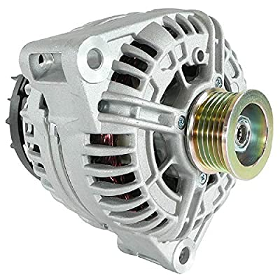 DB Electrical ABO0250 New Alternator For Mercedes Benz 5.0L 5.0 4.3L 4.3 5.4L 5.4 3.2L 3.2 3.7L 3.7 5.5L 5.5 Cl Clk E G S Sl Slr Mclaren Class 02 03 04 05 06 07 08 09 2002 2003 2004 2005 2006 2007