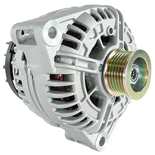Price comparison product image DB Electrical ABO0250 Alternator Compatible With / Replacement For Mercedes Benz 5.0L 4.3L 5.4L 3.2L 3.7L 5.5L Cl Clk E G S Sl Slr Mclaren Class 2002 2003 2004 2005 2006 2007