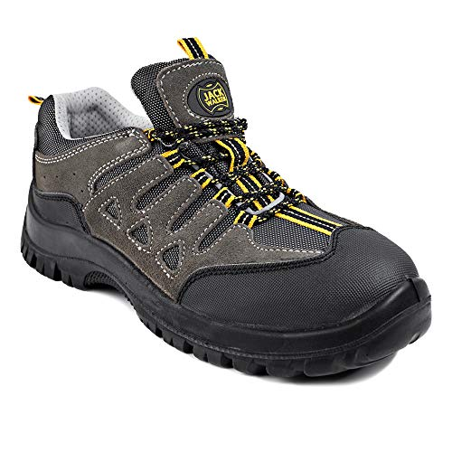 51N1rvqLANL. SS500  - Jack Walker Mens Walking Lightweight Breathable Vent Low Rise Hiking Trekking Boots Sublime