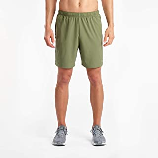 "Saucony Men's Sprint 7"" Woven Shorts"